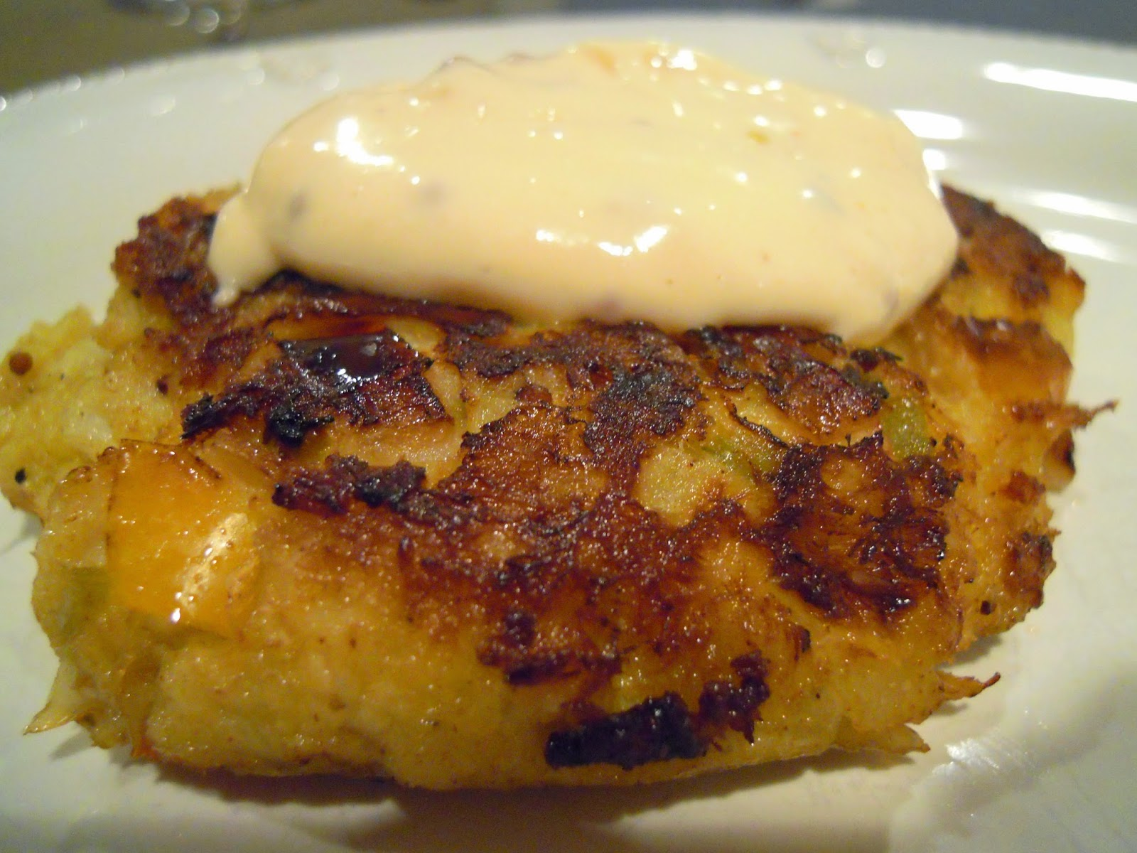 Spicy Mustard Sauce For Crab Cakes