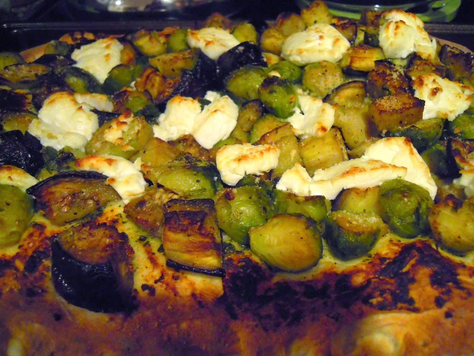 roasted-brussels-sprout-eggplant-pizza