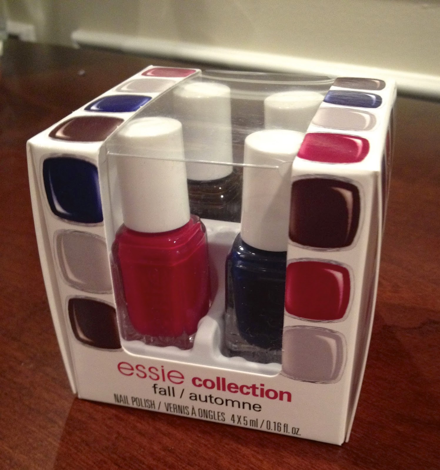 essie fall giveaway!! {closed} - A Blonde\'s Moment