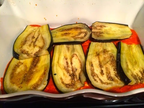eggplant-vegetable-lasagna