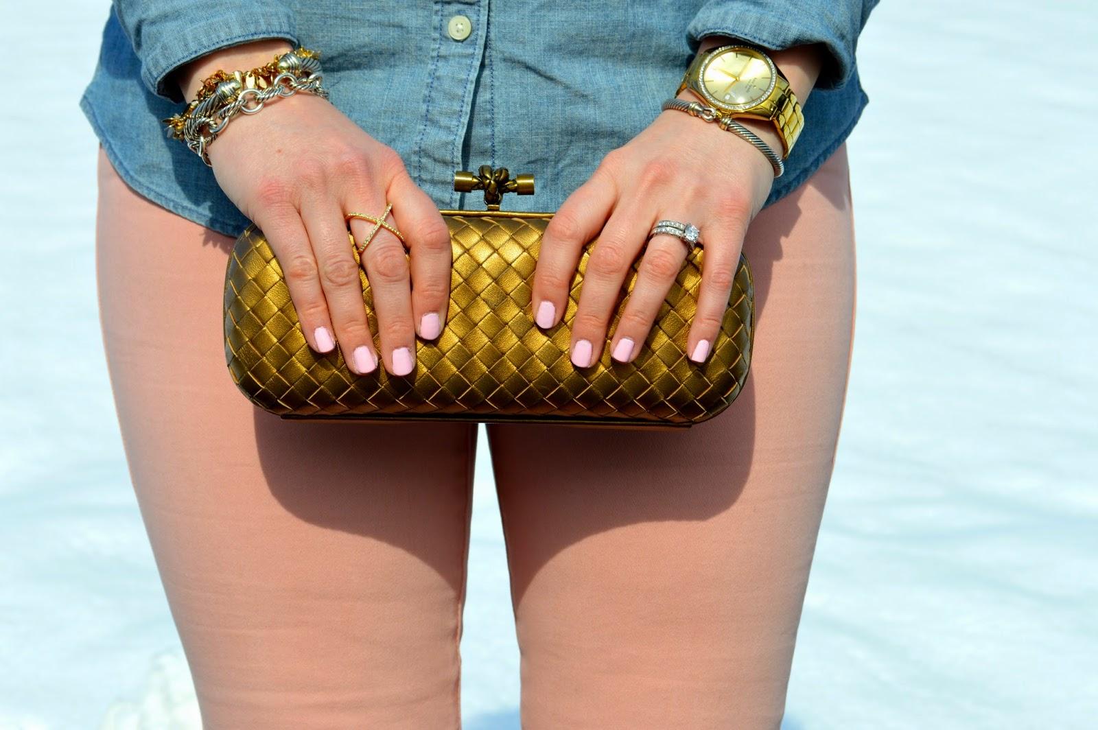 gold-clutch