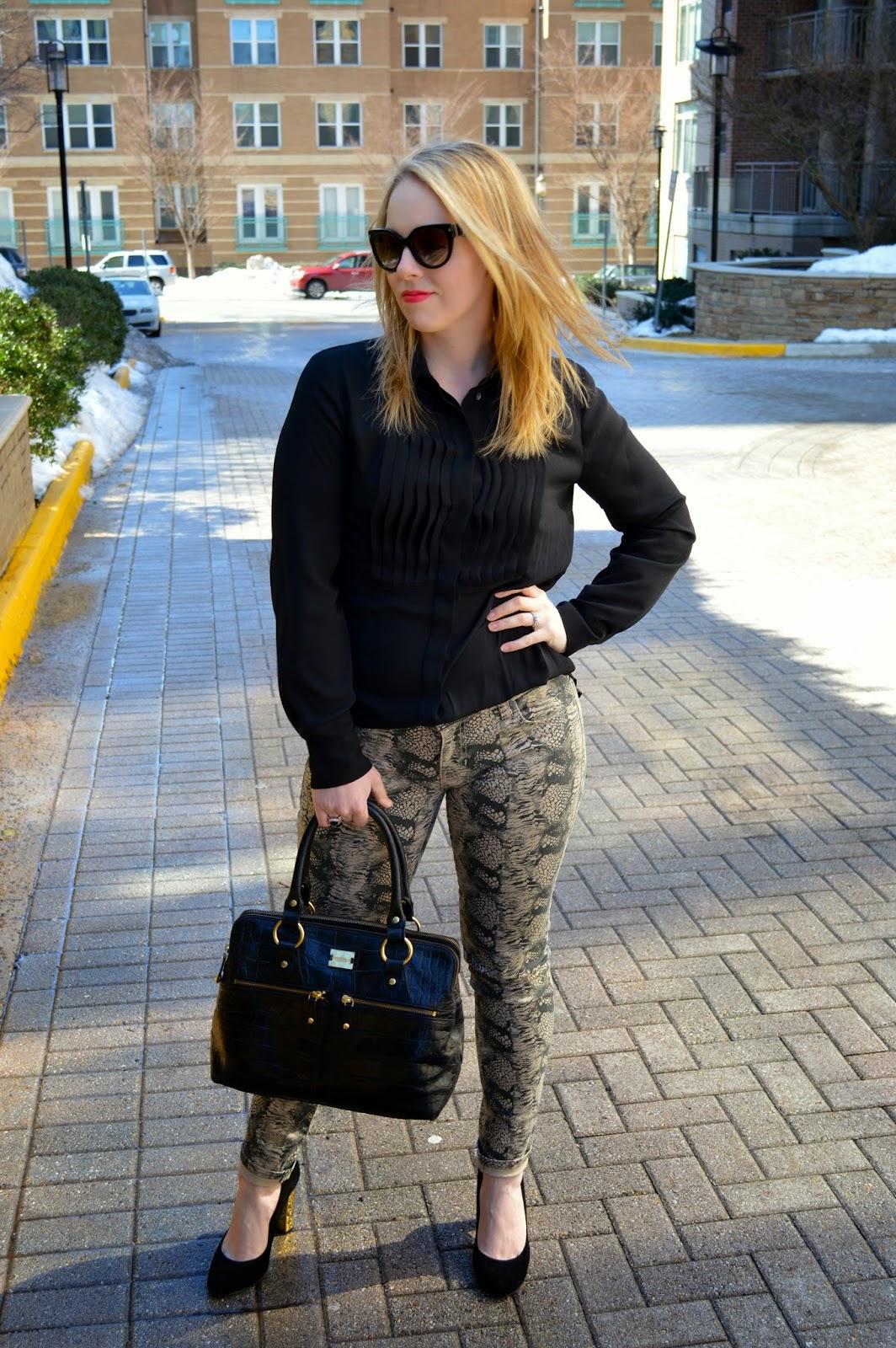 snakeskin-print-jeans
