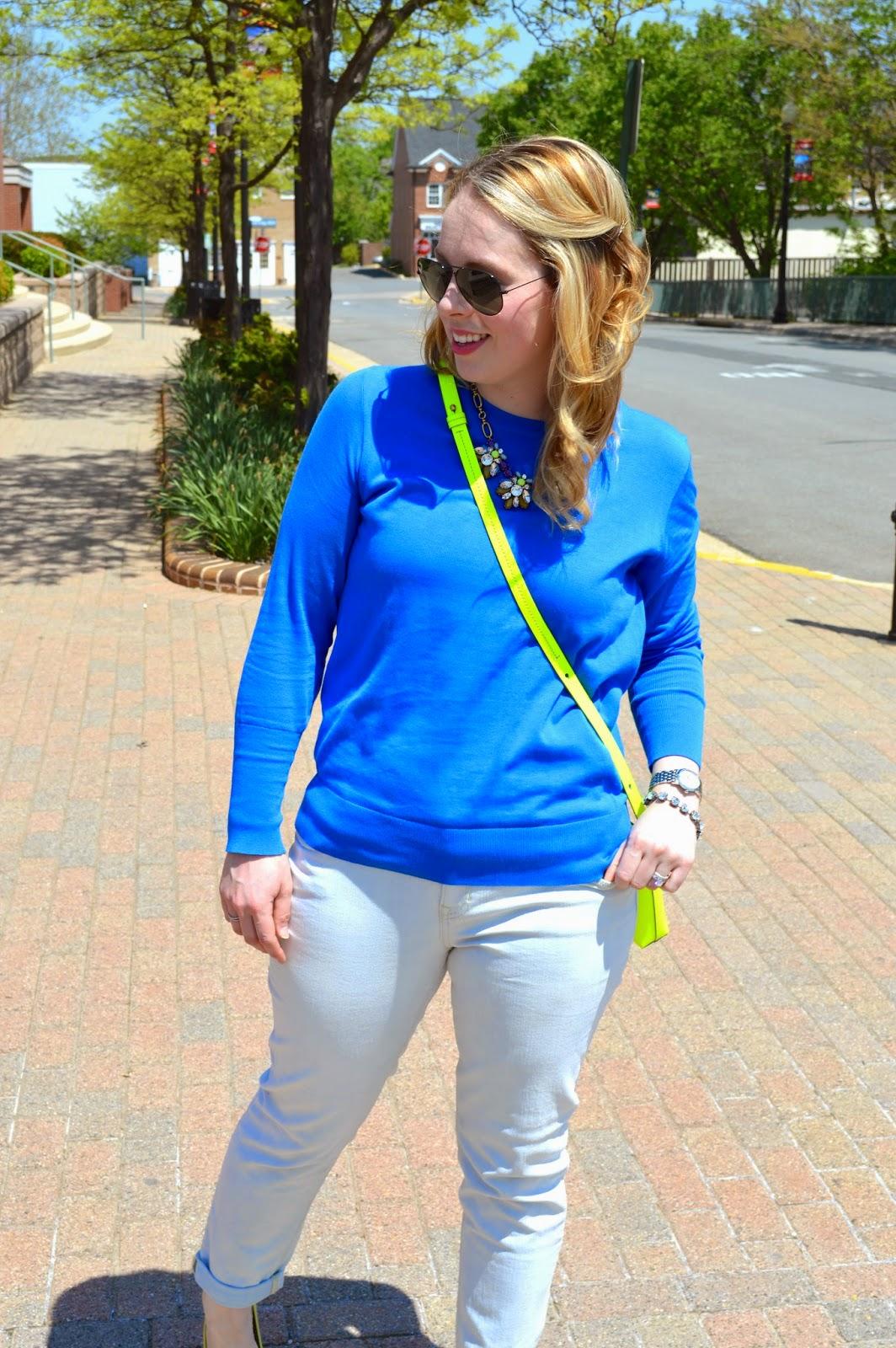 blue-j.crew-sweater