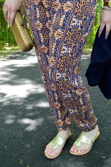 gold-sandals