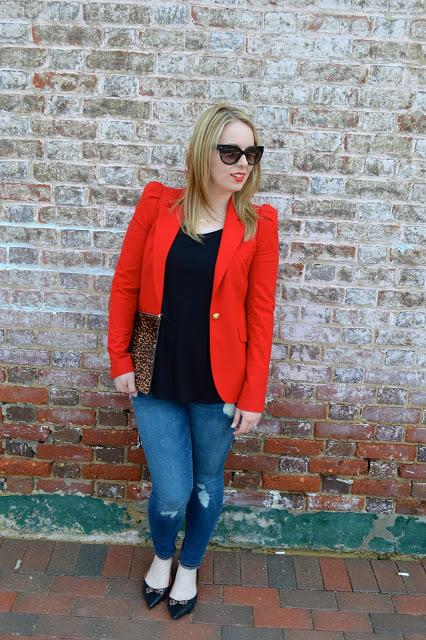 red-blazer