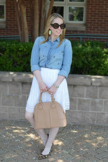white-summer-skirt
