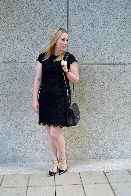 black-scalloped-dress