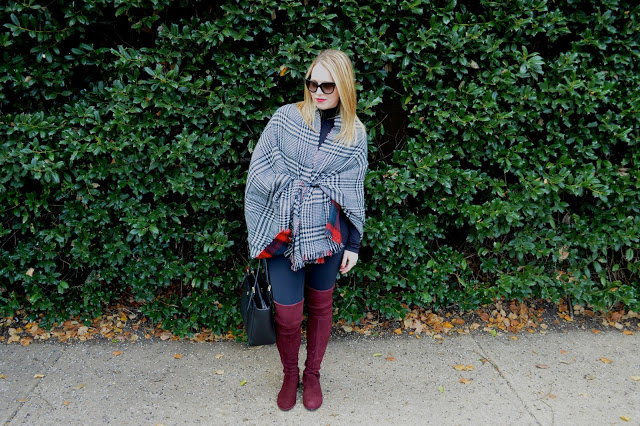 how-to-wear-scarf-as-cape