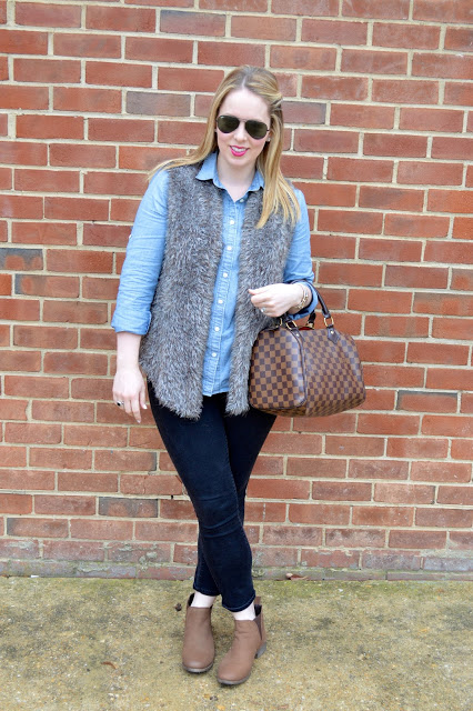 chambray-and-faux-fur