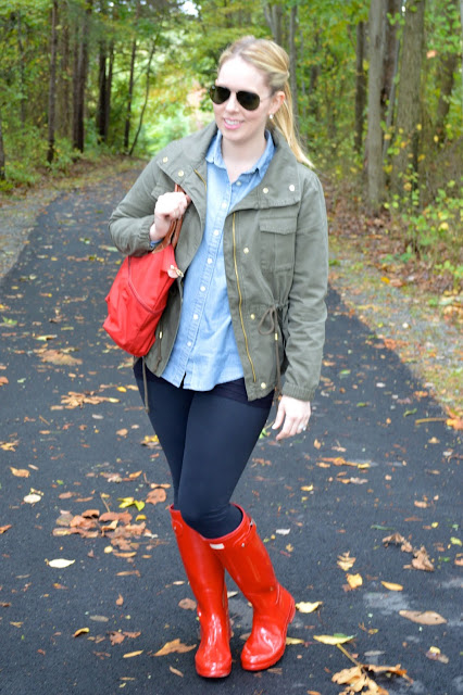 chambray-fall-outfit