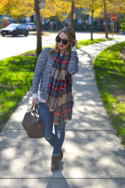 pattern-mixing-outfit