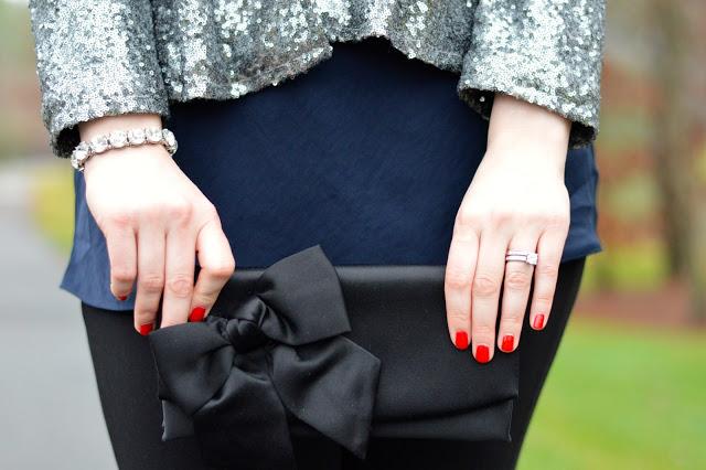 black-bow-clutch