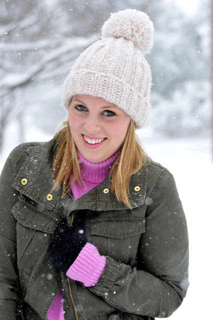 j.crew-snow-beanie