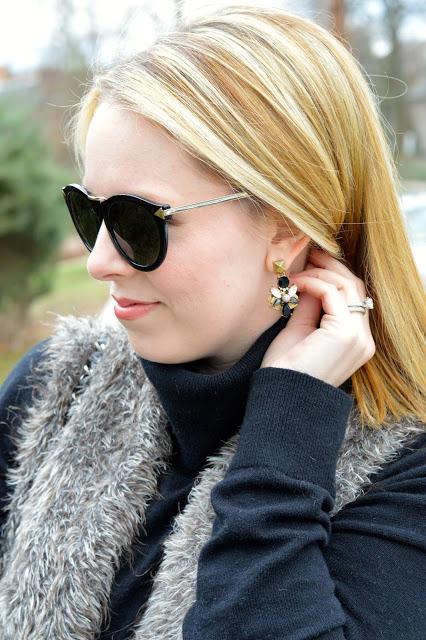 black-gold-statement-earrings