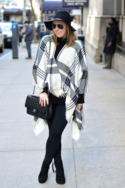 poncho-outfit-ideas