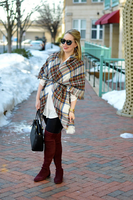 how-to-wear-scarf-outfit