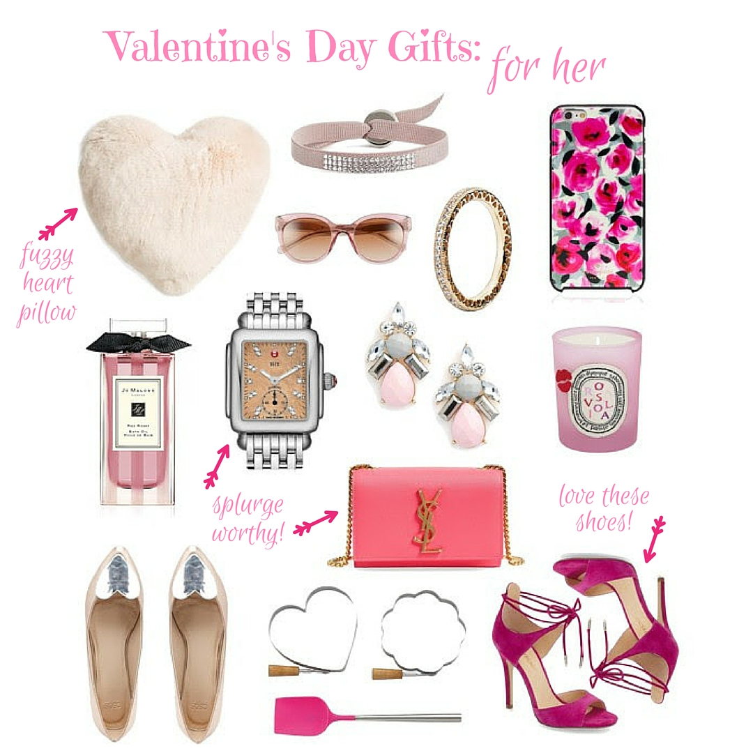 Valentine 39 s day gifts for her a blonde 39 s moment for Valentines delivery gifts for her