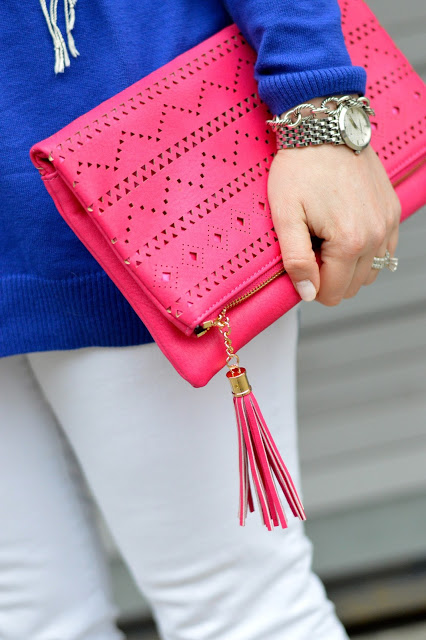 urban-expressions-pink-clutch