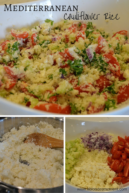 mediterranean-cauliflower-rice-recipe