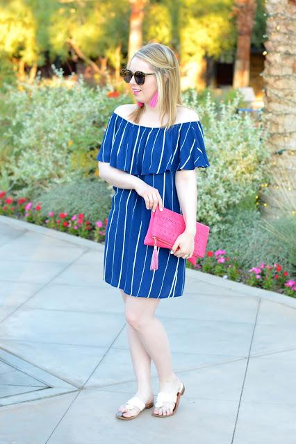 off-the-shoulder-dress-for-summer