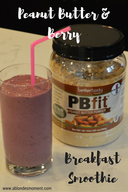 peanut-butter-berry-smoothie