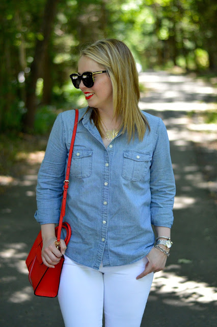 chambray-white-denim-outfit