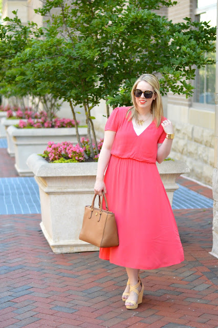 wayf-color-midi-dress