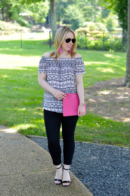 off-the-shoulder-top-outfit-ideas