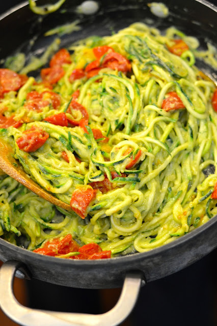 zoodles-with-avocado