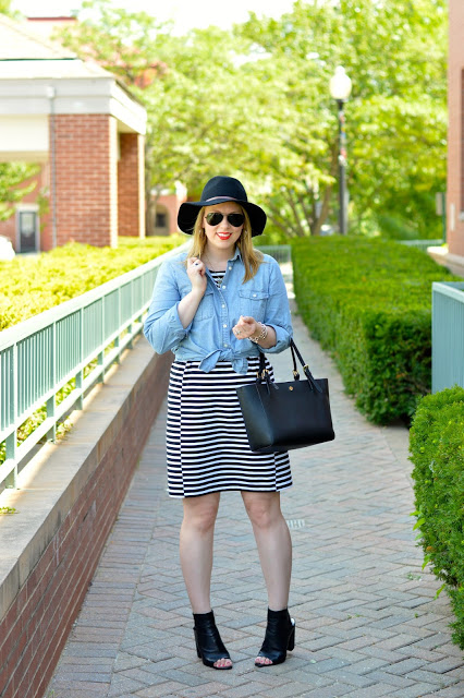 stripe-chambray-outfit-idea