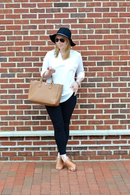 cognac-and-black-outfit-ideas