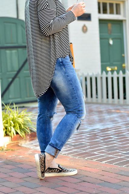 high-low-striped-tee