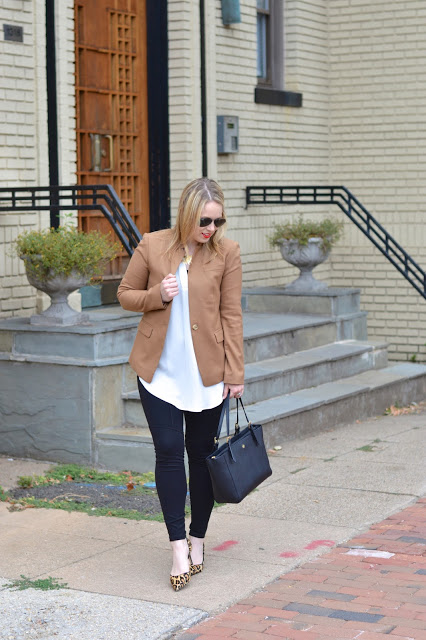 camel-blazer-outfit-idea
