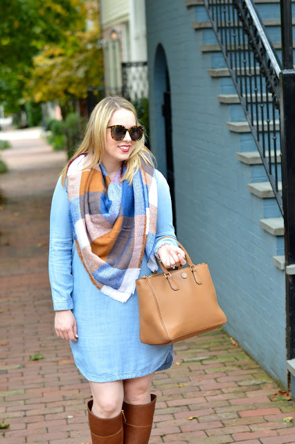 colorblock-blanket-scarf-outfit