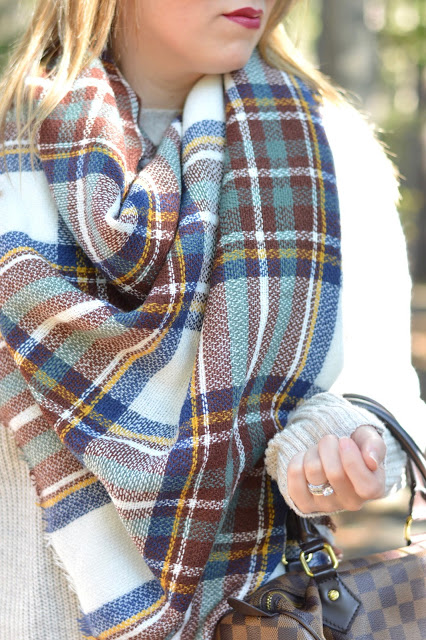 how-to-wear-a-blanket-scarf
