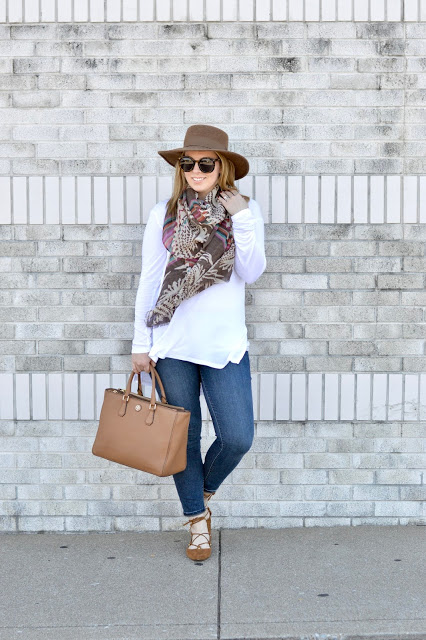 brown-hat-casual-outfit-idea