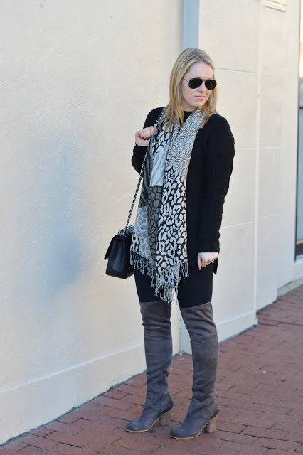 how-to-wear-over-the-knee-boots