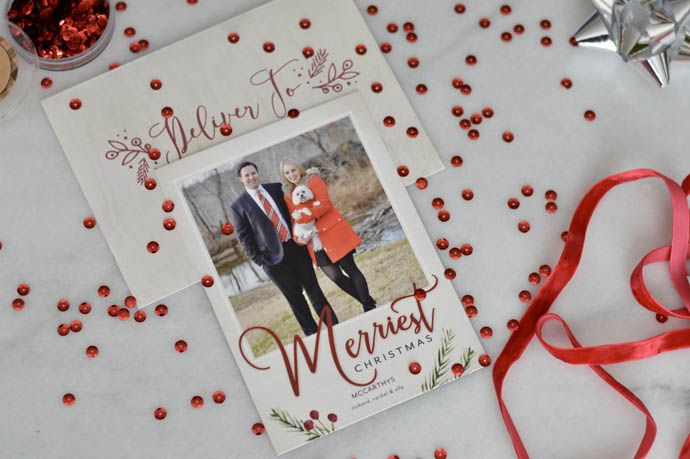 2016 personalized christmas cards tiny prints