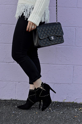 studded-ankle-booties-cropped-pants