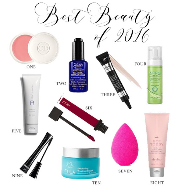 best-beauty-products-of-2016