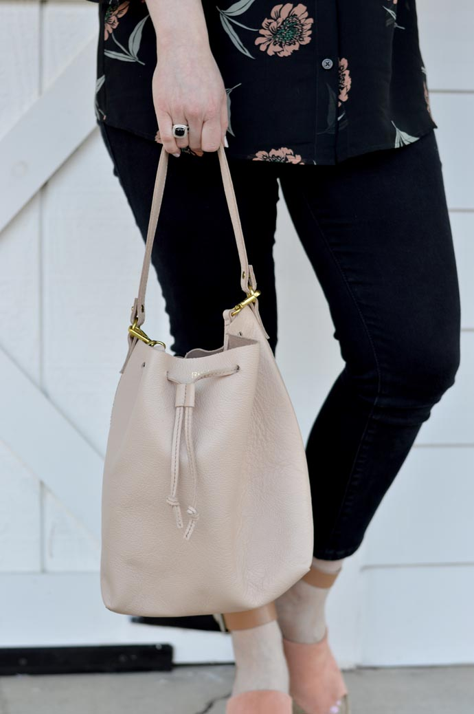 mark and graham bucket bag