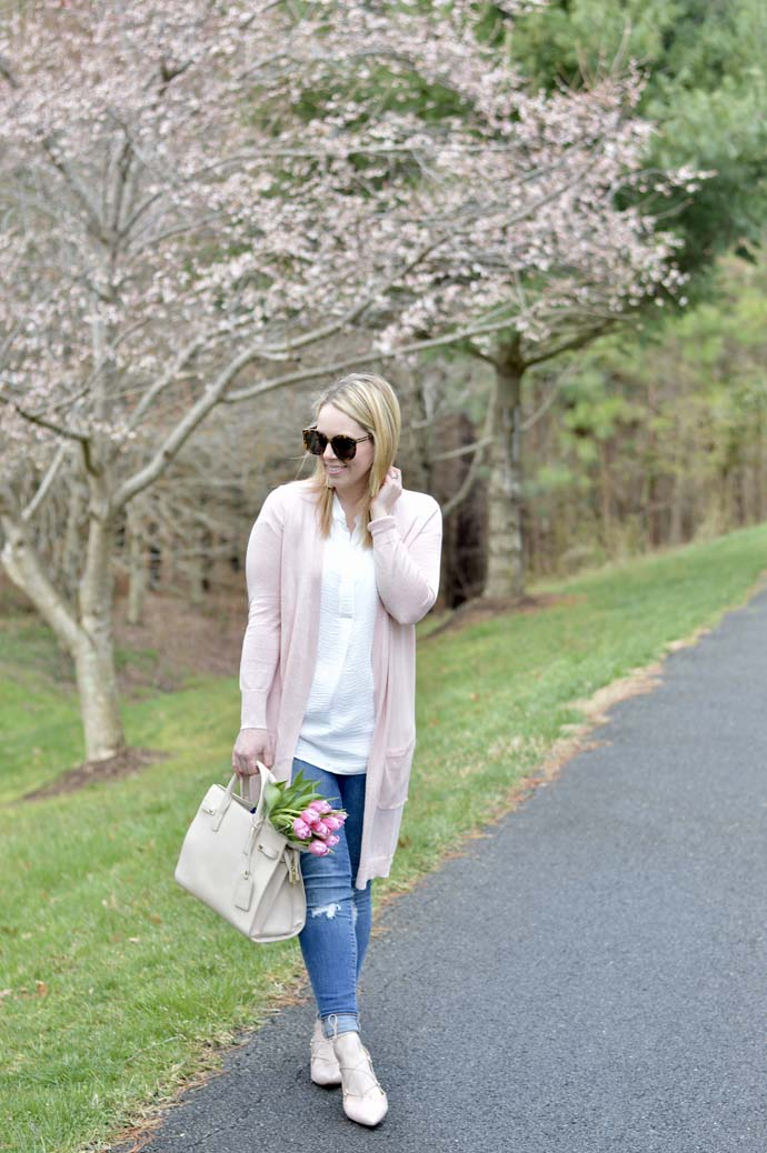 Cute Spring Outfits A Blonde's Moment