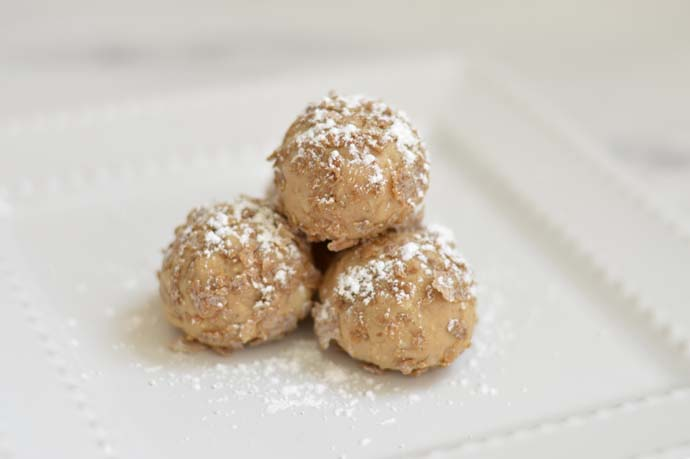 healthy peanut butter snack recipe