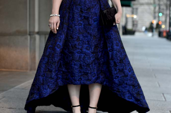 high low ball gown dress