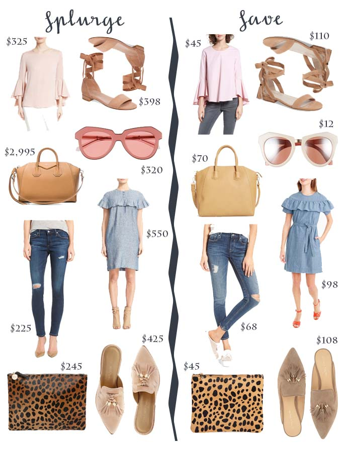 Spring Outfit Inspiration on a Budget A Blonde's Moment