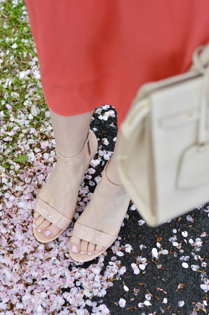 Beige Ankle Strap Sandals @rachmccarthy7