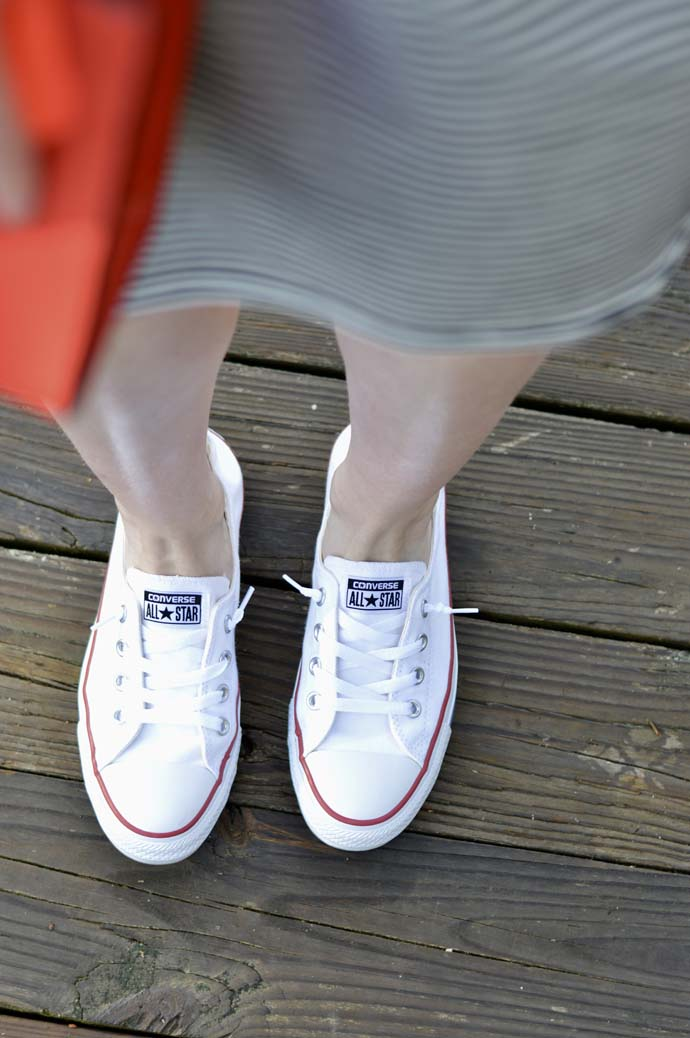 How to Wear Converse Sneakers