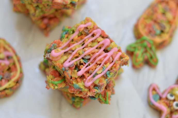 Fruity Rice Krispies Treats Recipe @rachmccarthy7