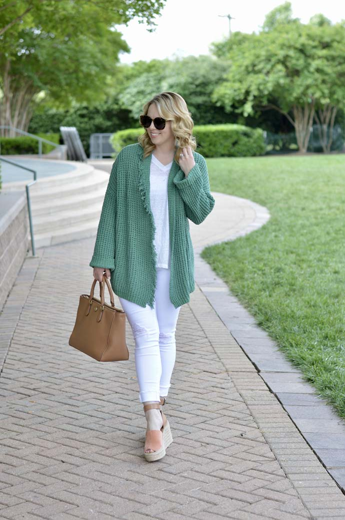 free people cardigan outfit