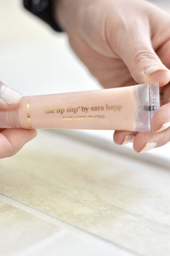 Lip Slip by Sara Happ Review